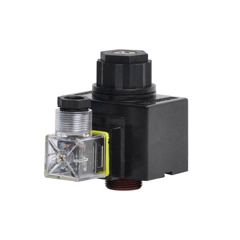 Electromagnet MFJ12-54YC for AC wet valve