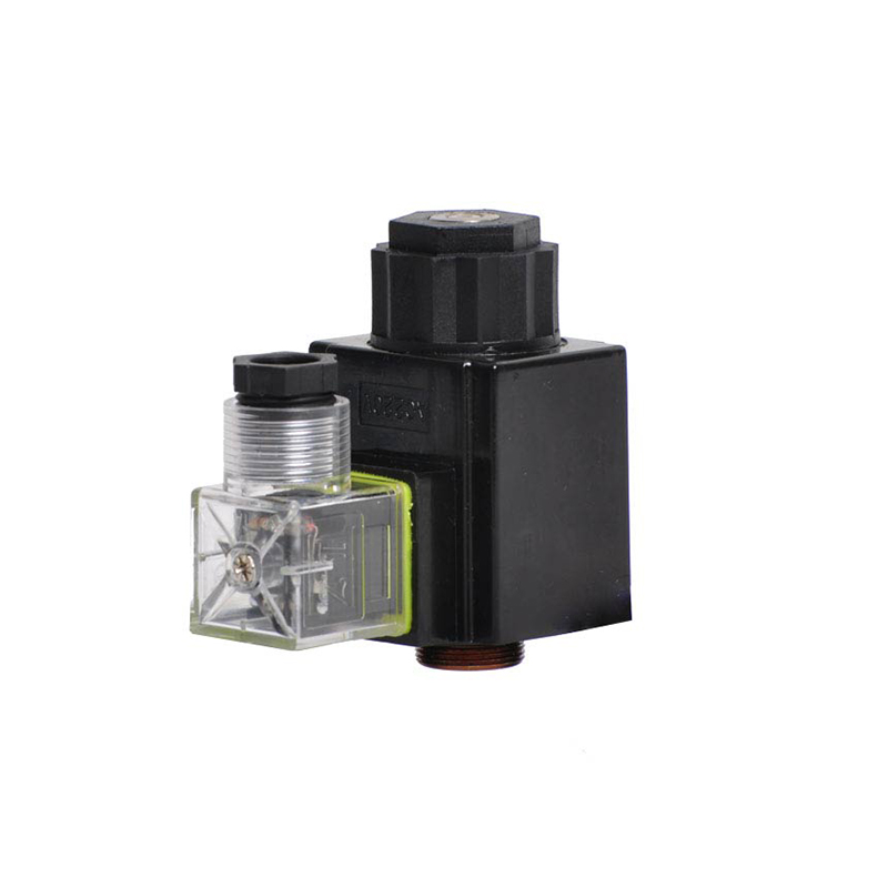 Electromagnet MFJ11-27YC for AC wet valve